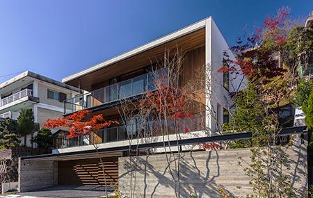 名古屋市瑞穂区昭和区エリアの高級住宅街 人気建築家による土地探しの御相談