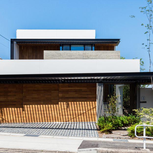おしゃれな高級住宅の設計 名古屋の建築家 ナチュラルな雰囲気