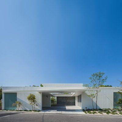 名古屋の人気建築家 豪邸の設計 ナチュラルモダンな家