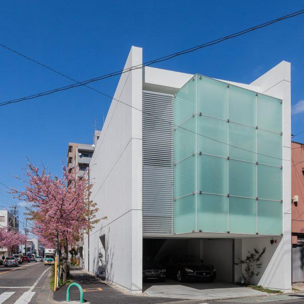 名古屋の高級住宅 人気の設計事務所 デザイン住宅